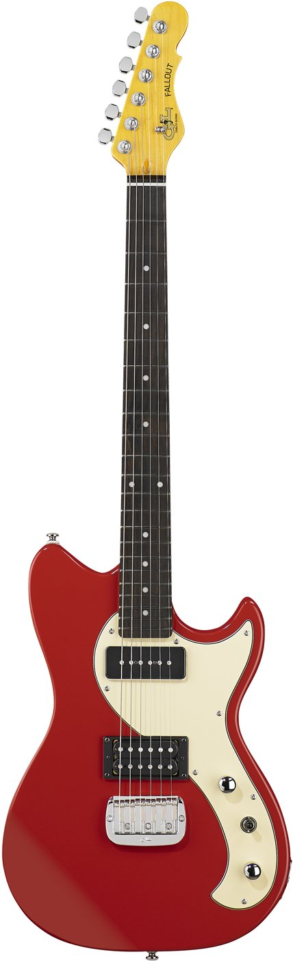 Tribute Series Electric Guitar with Fullerton Red Finish