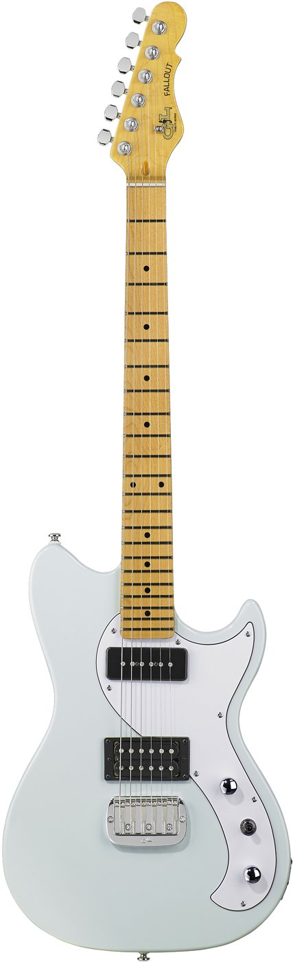 Sonic Blue Tribute Series Electric Guitar