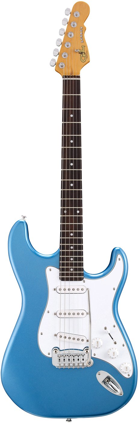 Lake Placid Blue Tribute Series Electric Guitar