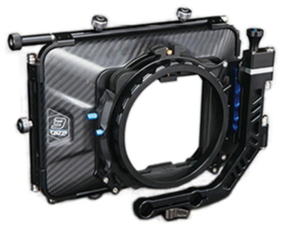 "4x4"" Carbon Fiber Matte Box (Tilta)"