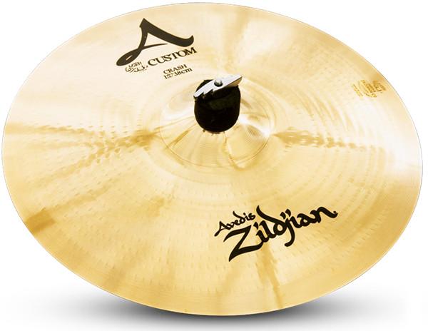 "15"" A Custom Fast Crash Cymbal in Brilliant Finish"