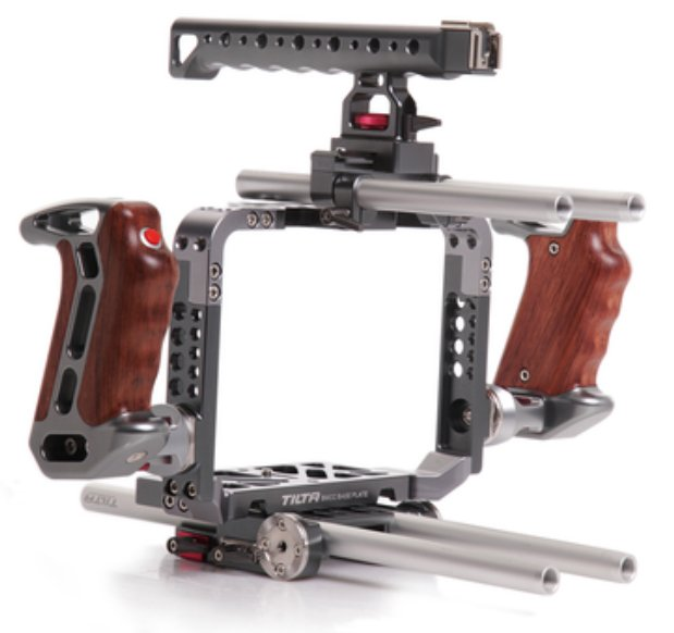 Blackmagic Cinema Camera Rig (Tilta)