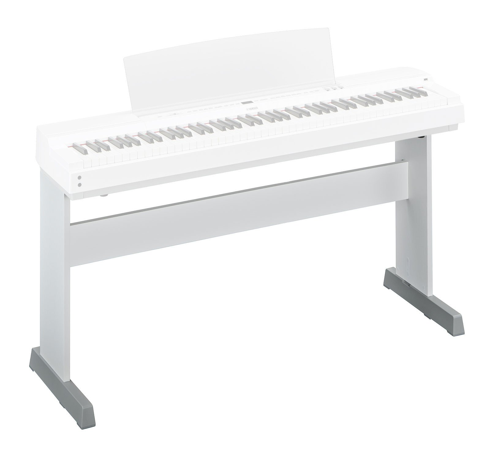 Keyboard Stand for P255 in White
