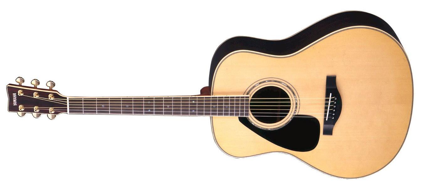 Natural Gloss Jumbo Left-Handed Acoustic Guitar
