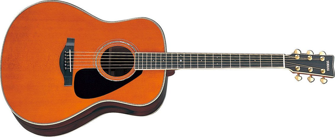 Jumbo Acoustic Guitar, Tinted