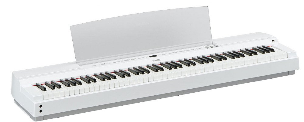 Digital Piano in White