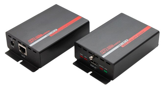 HD BaseT Lite HDMI over UTP Extender Receiver and Transmitter