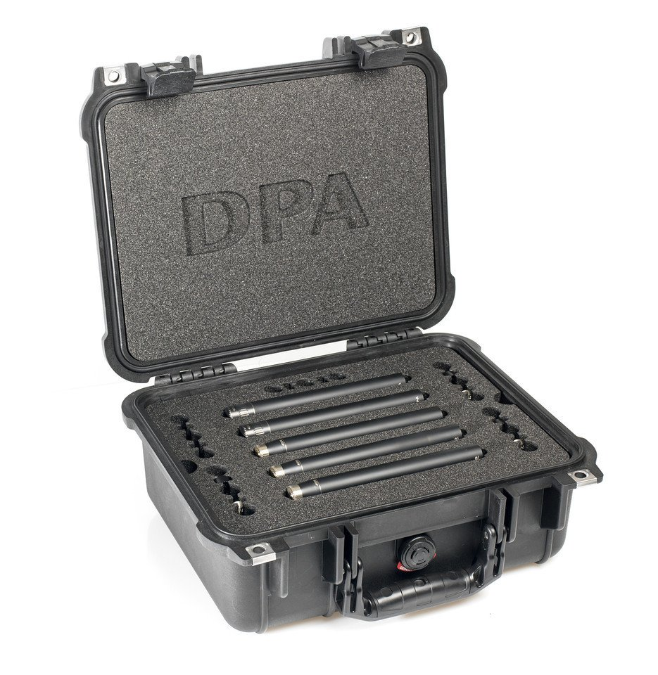 DPA Microphones 5006-11A  Surround Mic Kit  5006-11A