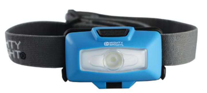 GearHead LED Headlamp in Blue
