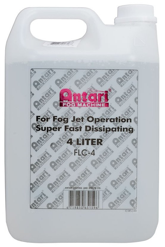 Very Fast Dissipating Fog Fluid for W-715