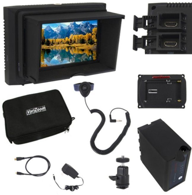 Monitor Deluxe Kit