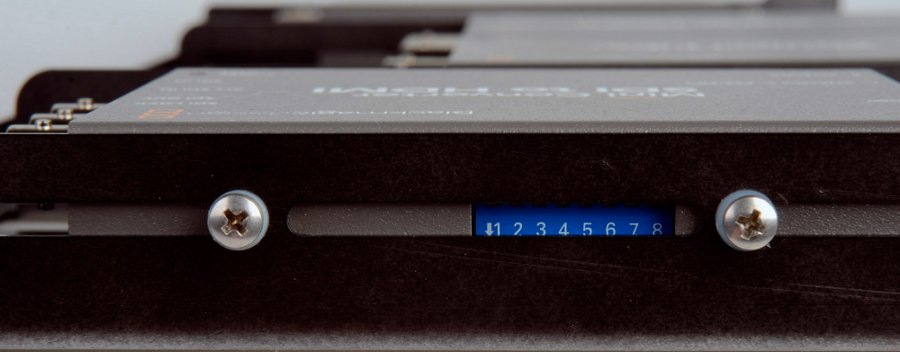 1RU Universal Blackmagic Design Mini Converter Rackmount
