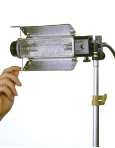 Tota Light with 16' AC cable