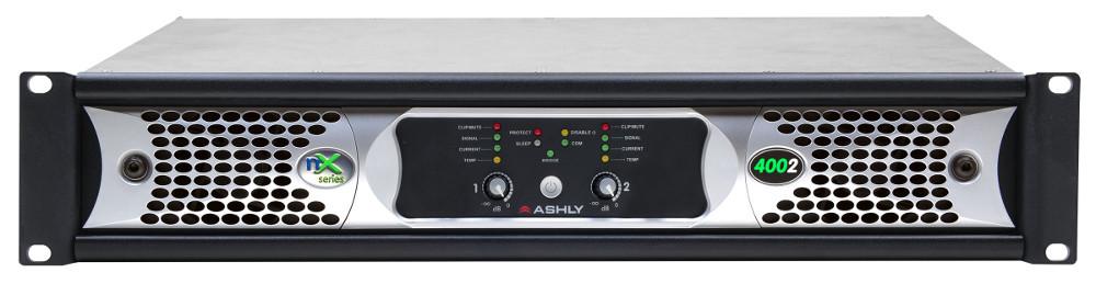 2 Channel 400W Network Power Amplifier