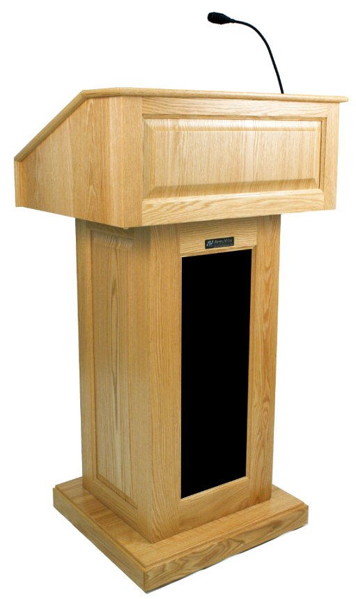 Victoria Lectern with Sound
