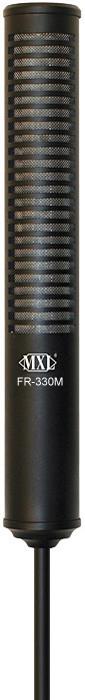 "MXL Microphones FR-330M  6"" Short Camera Shotgun Mic with XLR FR-330M"