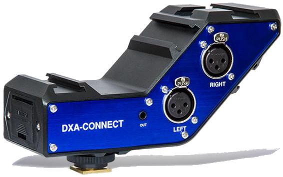 Active XLR Adapter / Bracket Combo