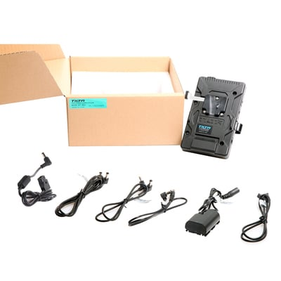 BMCC Power Supply System with 15mm Adapter (Tilta)