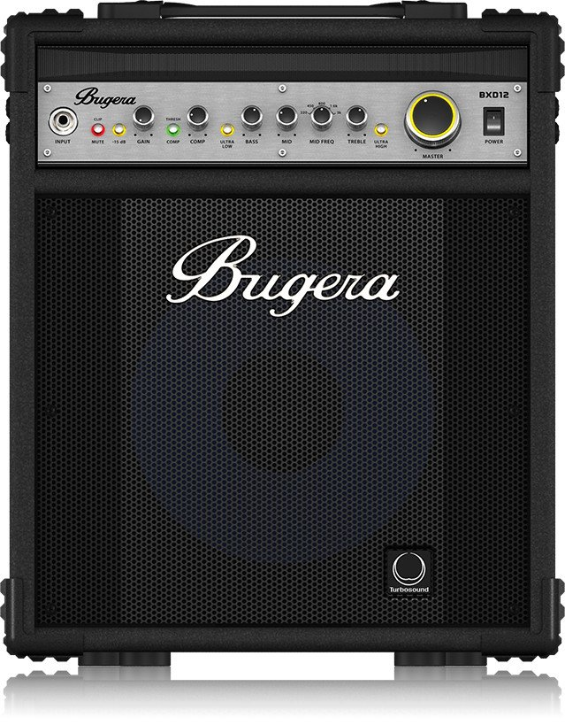 "700W 1x12"" Bass Combo Amplifier with Aluminum Cone Speaker"