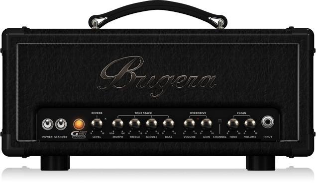 5W 2-Channel Tube Guitar Amplifier Head