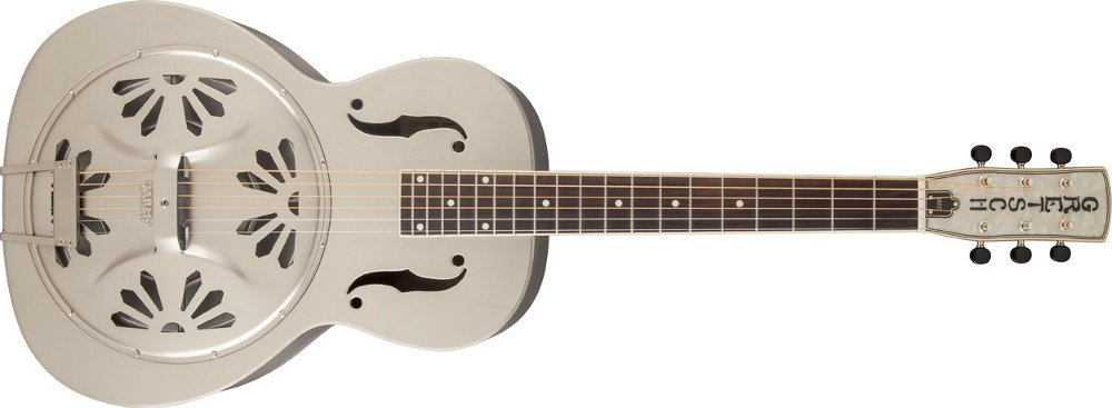 Steel Roots Collection Resonator Guitar with Fishman Nashville Pickup
