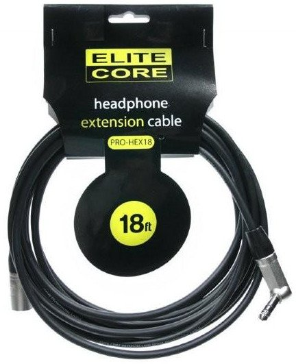 18 ft Headphone Extension Cable