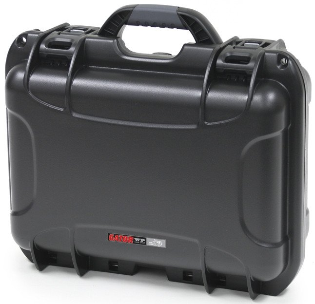"13.8"" x 9.3"" x 6.2"" Waterproof Case without Interior Foam"