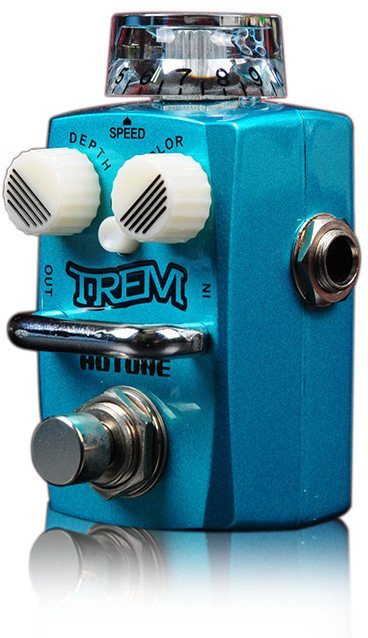 Skyline Series Optical Tremolo Pedal
