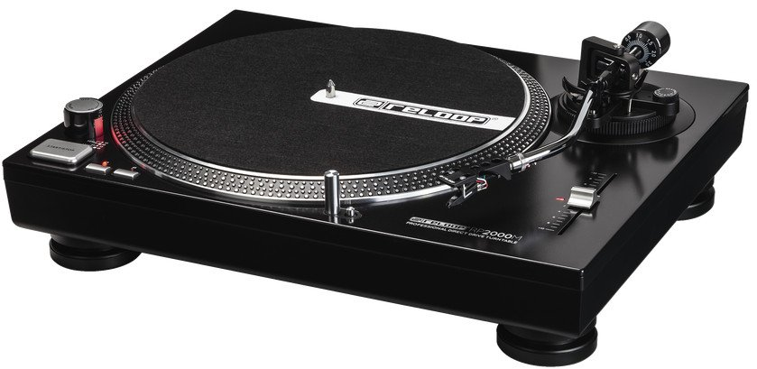 Reloop RP-2000M Direct Drive Turntable RP-2000-M