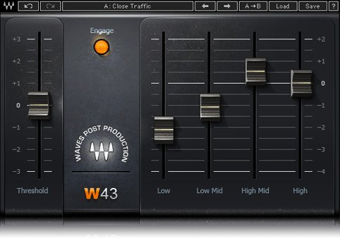 Noise Reduction Plugin