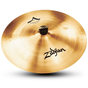 "16"" A Zildjian Series High China Cymbal in Traditional Finish"