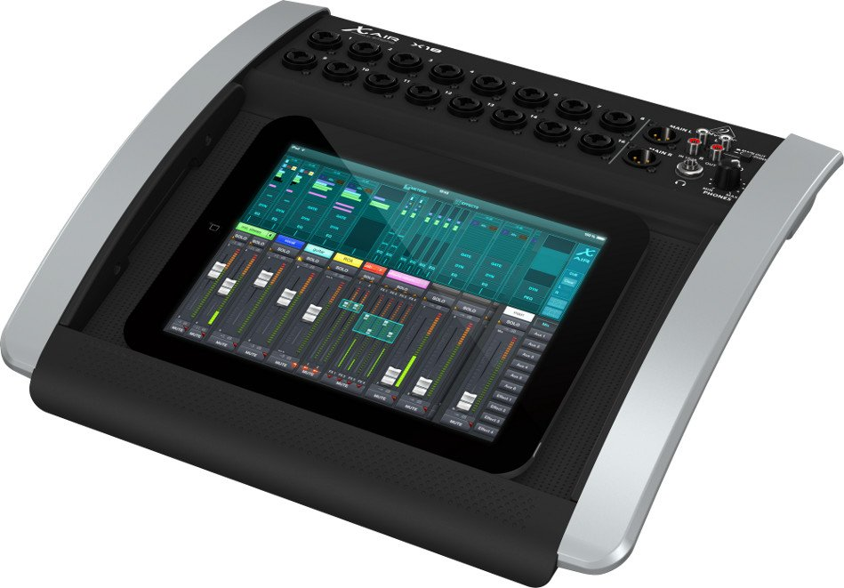 Behringer X Air 18 : behringer x air x18 18 channel 12 bus digital mixer for ipad and android tablets full compass ~ Russianpoet.info Haus und Dekorationen
