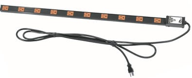 12 Outlet 20A Nosurge Power Strip