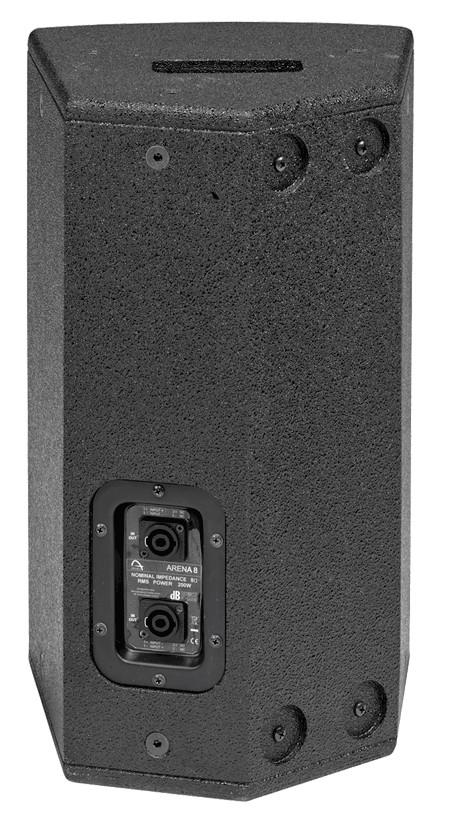 "8"" 400W 2-Way Passive Speaker"