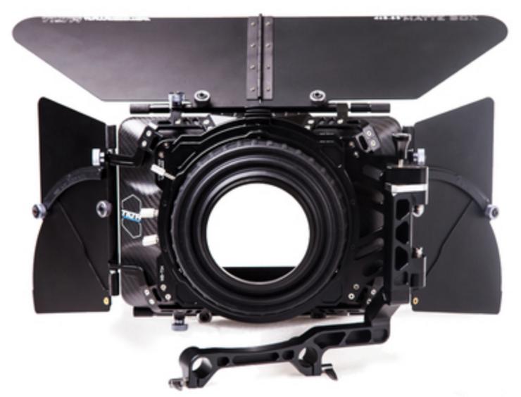 "4 x 5.65"" Carbon Fiber Matte Box"