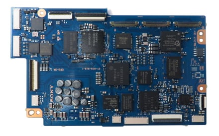 Main PCB for HVRZ5U