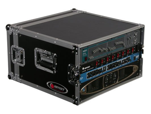 6RU E Series Medium Duty Amplifier Rack