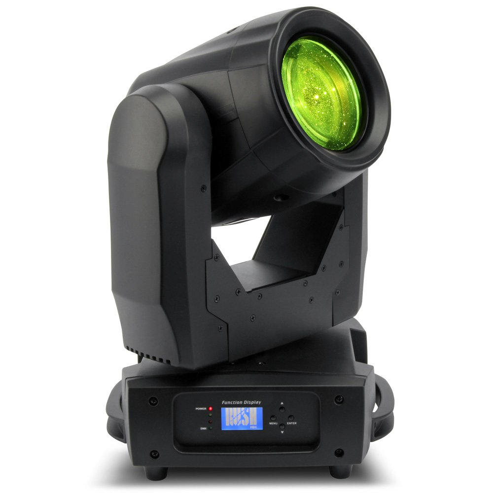 DMX Controllable Compact Beam Moving Head Light Fixture