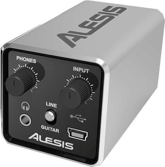 1x2 USB Audio Interface