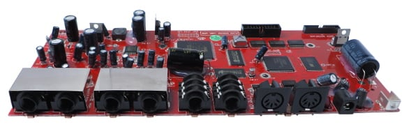 Main PCB for M9