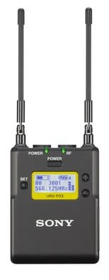 UWP-D Series Bodypack Transmitter with Omni Lavalier Mic in Channel 14