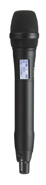 Handheld Wirelwess Microphone Transmitter in Channel 14