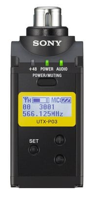 Plug-On Wireless Transmitter in Channel 14