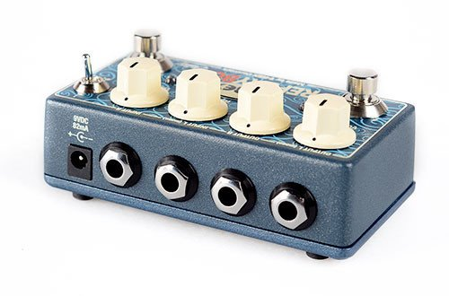 Stereo Delay Pedal