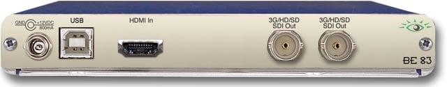 BrightEye 83 HDMI to 3G/HD/SD-SDI Converter