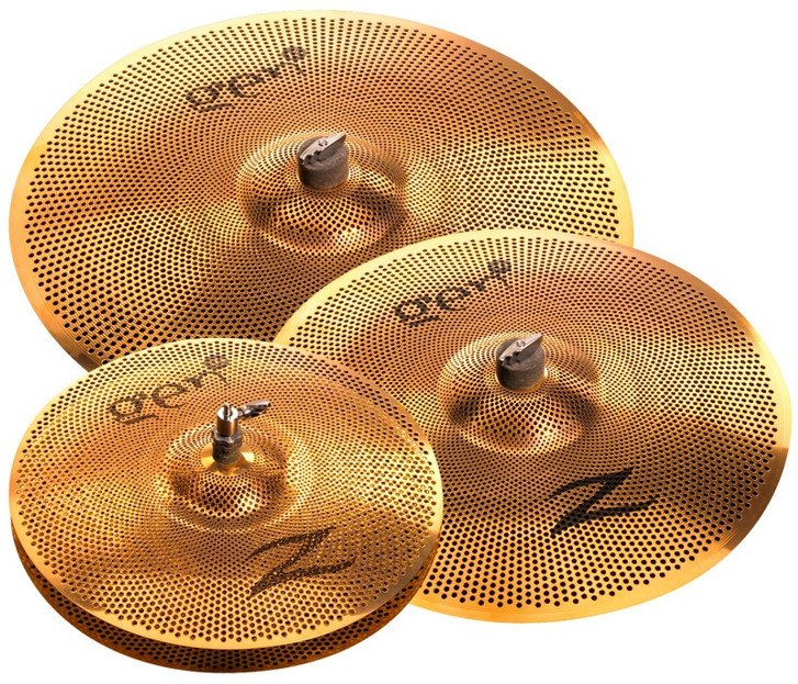 "Gen16 Buffed Bronze Cymbal Box Set - 13"" Hi Hats ,16"" Crash ,18"" Crash Ride"
