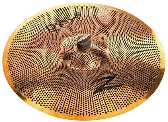 "16"" Gen16 Crash Cymbal in Buffed Bronze Finish without Pickup"