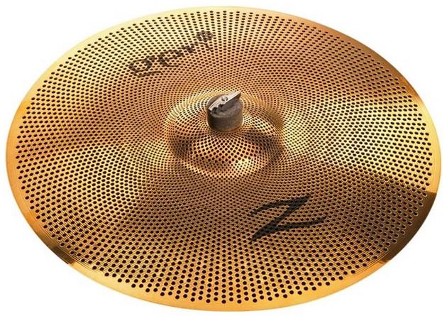 "18"" Gen16 Crash / Ride Cymbal in Buffed Bronze Finish without Pickup"