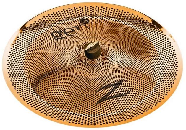 "16"" Gen16 China Cymbal in Buffed Bronze Finish without Pickup"