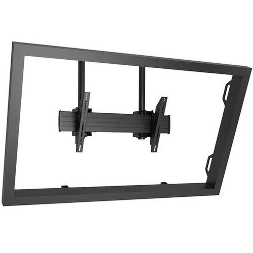 Fusion X-Large Dual Pole Flat Panel Ceiling Mount